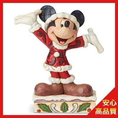 enesco Disney Traditions ミッキー ワンダフルクリスマス 6002842