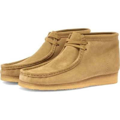 クラークス Clarks Originals メンズ ブーツ シューズ・靴 wallabee boot Maple Suede