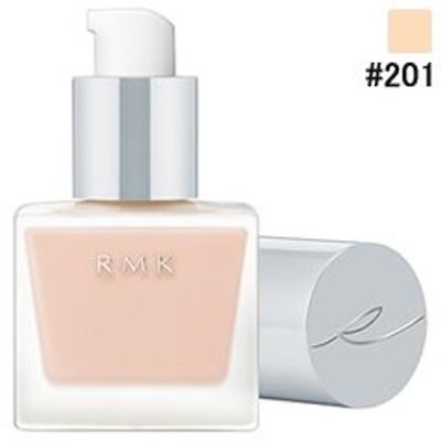 RMK (ルミコ)リクイドファンデーション #201 30ml