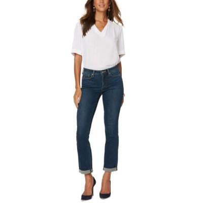 エヌワイディージェイ レディース デニムパンツ ボトムス Sheri Slim-Leg Ankle Jeans