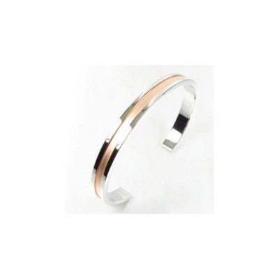 【vie ヴィー】 ステンレス バングル stainlesS Bracelet
