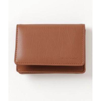 Parks TOKYO / 【KMN】ベビーカーフ調カードケース MEN 財布/小物 > カードケース