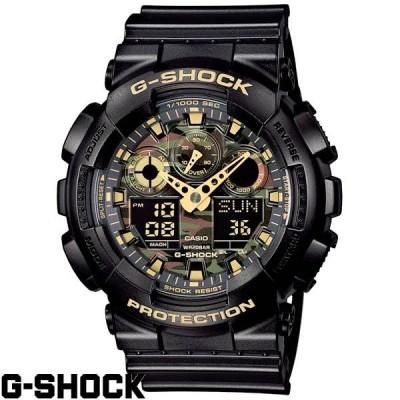 Gショック カシオ G-SHOCK CASIO カモフラージュダイアルシリーズ GA-100CF-1A9JF 国内正規モデル 腕時計