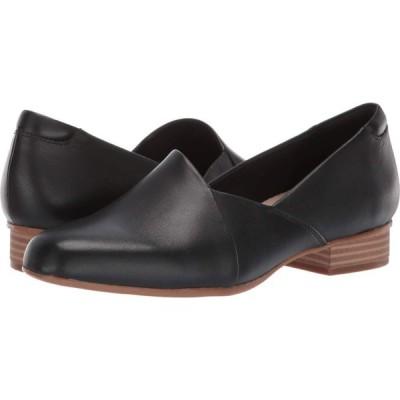 クラークス Clarks レディース シューズ・靴 Juliet Palm Black Leather