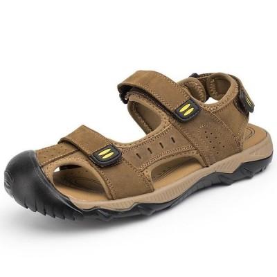 サンダル メンズ ビーチサンダル メンズ 痛くない 夏サンダル 靴 カジュアルシューズ 大きいサイズ かっこいい 歩きやすい 2018夏新作