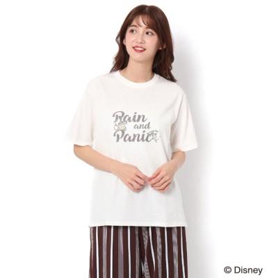 【テチチ/Te chichi】 【Disney】ペイン&パニック/プリントTシャツ