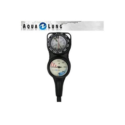 AQUALUNG トラスト2ゲージ 残圧計・コンパス