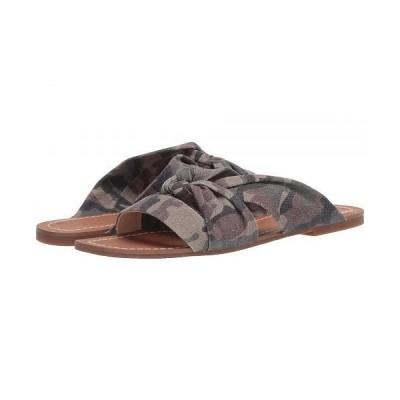Splendid スプレンデッド レディース 女性用 シューズ 靴 サンダル Alannis - Camouflage Canvas