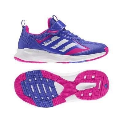 アディダス(adidas) ジュニアスポーツシューズ ベルクロ ベルト付き スニーカー FAI2GO GZ0217 (キッズ)