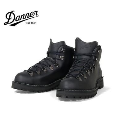 『DANNER / ダナー』 dnnr308 MOUNTAIN LIGHT 2 / マウンテンライト2 -BLACK-  Dワイズ