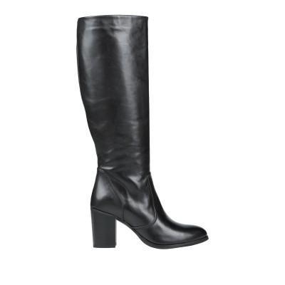 NILA & NILA ブーツ ブラック 35 牛革(カーフ) ブーツ
