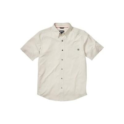 マーモット メンズ シャツ トップス Aerobora Short Sleeve Shirt