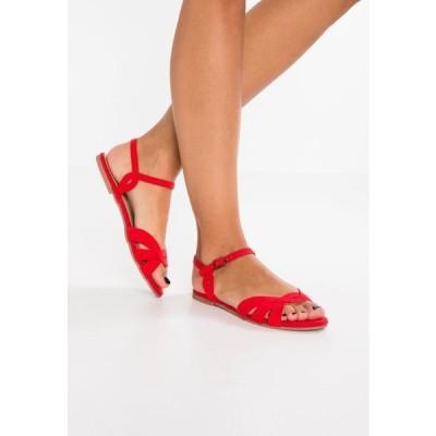 アンナフィールド レディース 靴 シューズ Sandals - red
