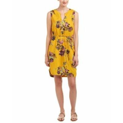 Shift  ファッション ドレス Beachlunchlounge Shift Dress Xs Yellow