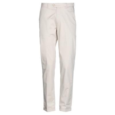 オークス OAKS パンツ ライトグレー 31 コットン 97% / ポリウレタン 3% パンツ