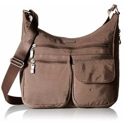 バッガリーニ アメリカ 日本未発売 Baggallini womens Everywhere bagg with RFID, Portobello,One Si