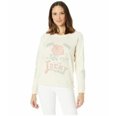 Lucky Brand ラッキーブランド 服 一般 Lucky Rose Sweatshirt