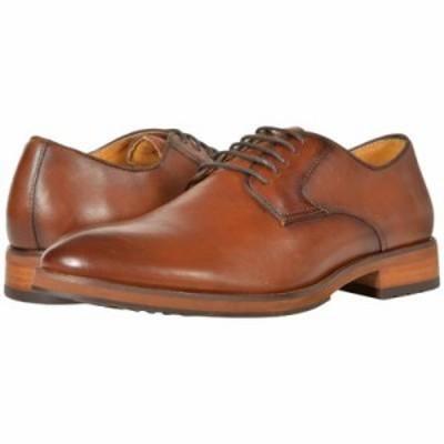 フローシャイム 革靴・ビジネスシューズ Blaze Plain Toe Oxford Cognac Smooth