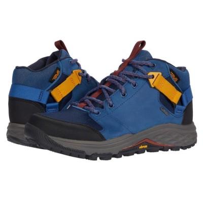 テバ Teva レディース ハイキング・登山 シューズ・靴 Grandview GTX Dark Blue