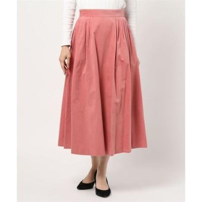 スカート WQ53 JUPE コーデュロイスカート