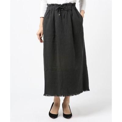 スカート ジャガードスカート