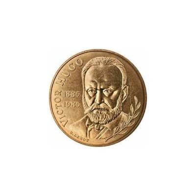金貨 銀貨 硬貨 シルバー ゴールド アンティークコイン [#864661] Coin, France, Victor Hugo, 10 Francs
