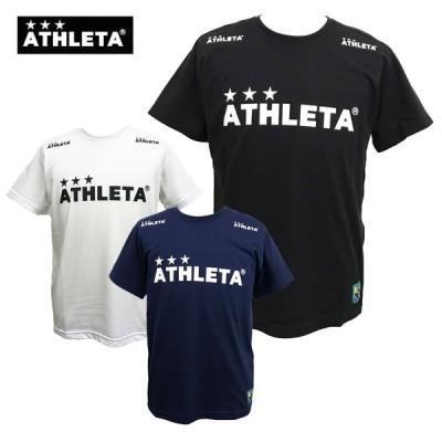 アスレタ 半袖Tシャツ 定番ロゴTシャツ 03015M サッカー フットサル