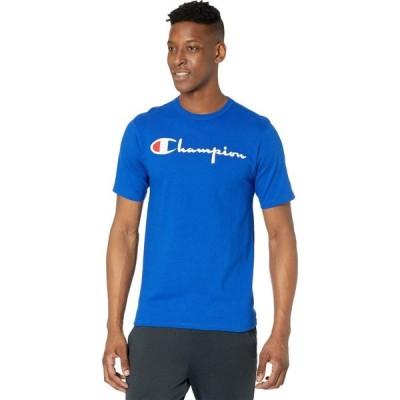 チャンピオン Champion LIFE メンズ Tシャツ トップス Heritage Short Sleeve Tee Surf the Web