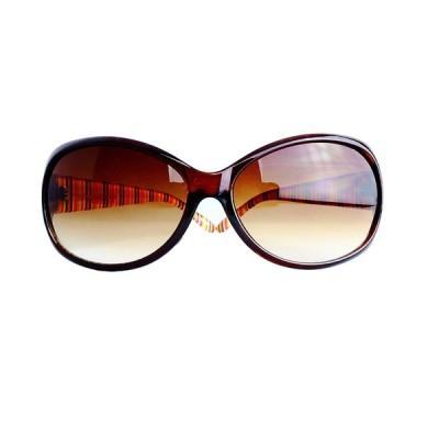 サングラス UVカット 紫外線カット オーバル メンズ レディース