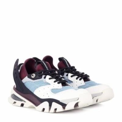 カルバンクライン Calvin Klein 205W39NYC レディース スニーカー シューズ・靴 Carla leather sneakers White/Azure/Black/Burgundy