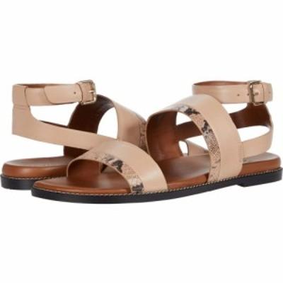 ナチュラライザー Naturalizer レディース サンダル・ミュール シューズ・靴 Kelsie Barely Nude Leather
