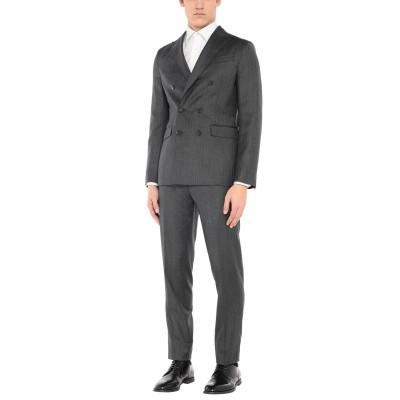 ディースクエアード DSQUARED2 スーツ 鉛色 54 バージンウール 100% スーツ
