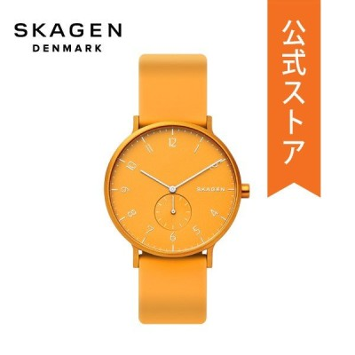 5/8&5/9限定 P5倍 スカーゲン 腕時計 メンズ Skagen 時計 アレン SKW6510 AAREN KULOR 41MM 公式 2年 保証