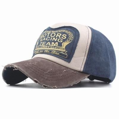 キャップ 野球帽 帽子 ユニセックス カジュアル 洗える ワンサイズ 調整可能 ベージュ