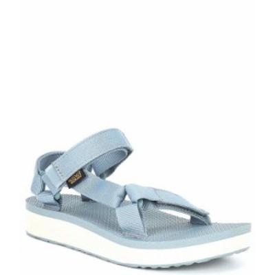 テバ レディース サンダル シューズ Women's Midform Universal Platform Sandals Lead