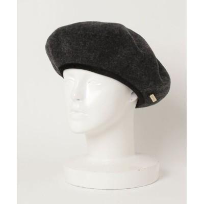 L&HARMONY / [MAISON Birth / メゾンバース] VELWOOL BASQUE BERET WOMEN 帽子 > ハンチング/ベレー帽