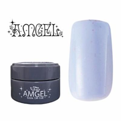 ジェルネイル セルフ カラージェル アンジェル AMGEL カラージェル AG1020 りんどう 3g