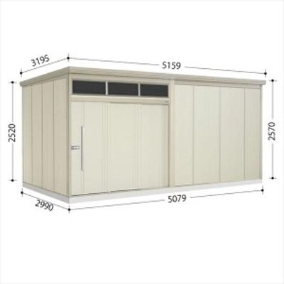 物置 屋外 おしゃれ タクボ物置 JNA/トールマン ブライト JNA-5029W 一般型 標準屋根 ムーンホ