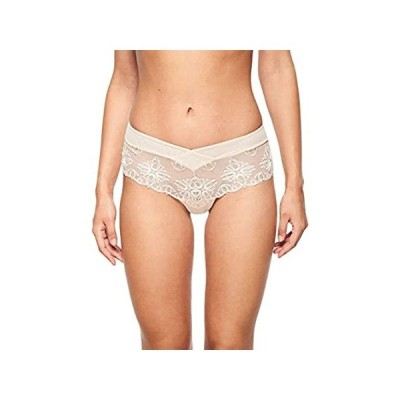 Chantelle Women's Champs Elysees Lace Hipster Panty 2604 M Cappuccino 好評販売中