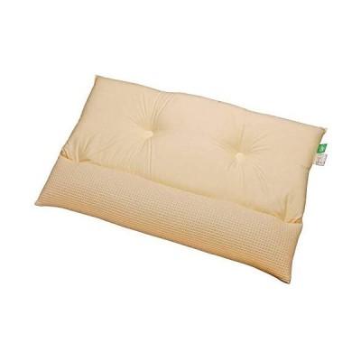 ストレートネック枕 ストレートネック用 ネックフィット枕 枕 安眠 まくら マクラ 43×63cm (ベージュ) (ベージュ)