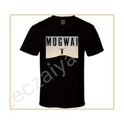 Mogwai Scotland Glasgow Band Music Indie Rock T Shirt Black並行輸入品