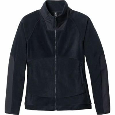 マウンテンハードウェア Mountain Hardwear レディース フリース トップス Unclassic Fleece Jacket Dark Storm