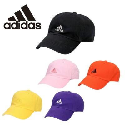 帽子 アディダス adidas キャップ コットン 帽子 ぼうし 年中使えるアディダスキャップ アディダスロゴ ツイル リフレクター付きキャップ メンズキャップ