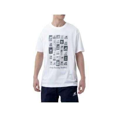 NB Essentials ブランドラベル パックTシャツ MT11526