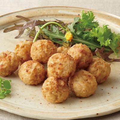 冷凍食品 業務用 ソイリーボール (プレーン) 1kg (67個以上) 22241 乳 卵不使用 レンジ