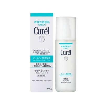 キュレル Curel 化粧水 II しっとり 【医薬部外品】150ml