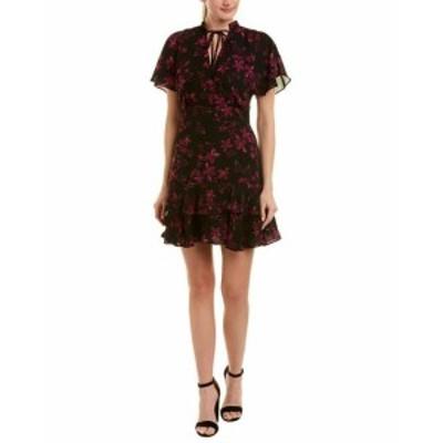 Parker パーカー ファッション ドレス Parker Ruffle Floral A-Line Dress