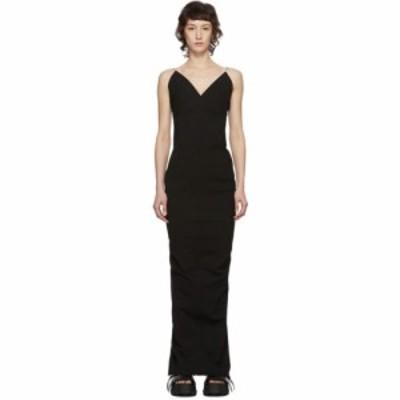リック オウエンス Rick Owens レディース ワンピース ワンピース・ドレス Black Maillot Dress Black