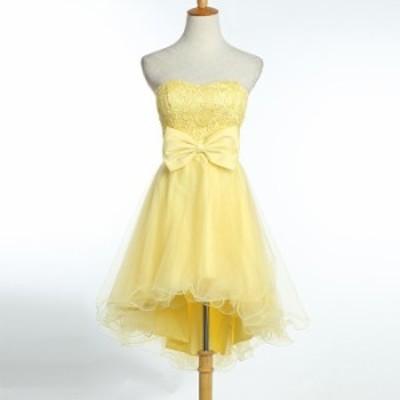 【在庫処分】パーティードレス 結婚式 ワンピース ドレス Aライン 二次会 パーティドレス ドレス ウエディングドレス フォーマルドレス