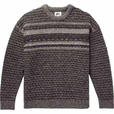 ピルグリム サーフ+サプライ PILGRIM SURF+SUPPLY メンズ ニット・セーター トップス Sweater Lead